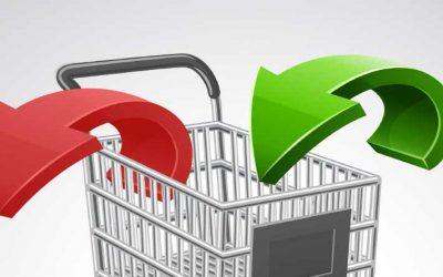 Diminua o Abandono do Carrinho de compras no seu site de vendas online