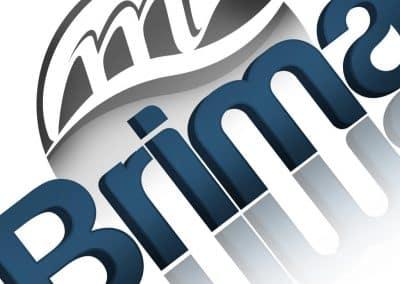 criação de logo marca